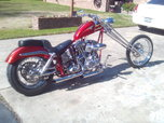 rare JOHN HARMEN 1951 panhead show bike  for sale $32,500