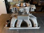 Big Duke/Brodix Intake with ADP 1600 cfm Gas Carb  for sale $1,250