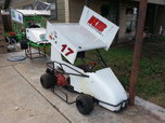 2010 QRC and 2007 Ultramax Winged Karts  for sale $3,000