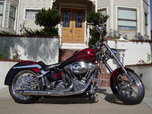 Completely Customized Fatboy