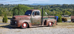 1949 Ford Rat Rod Truck