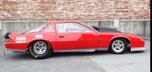 1985 Camaro Drag car
