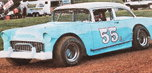 1955 Chevy Stock Car complete  for sale $12,500