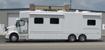 2020 Showhauler Triple Slide, 500HO, Automatic
