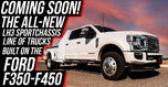 2022 SportChassis™ LH3 Super Duty 4x4