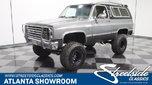 1986 Chevrolet K5 Blazer  for sale $25,995