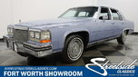1984 Cadillac Fleetwood  for sale $18,995