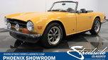 1971 Triumph TR6  for sale $17,995
