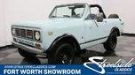 1976 International Scout II  for sale $21,995