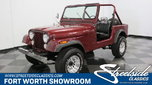 1982 Jeep CJ7  for sale $19,995
