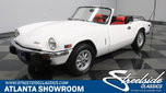 1977 Triumph Spitfire  for sale $19,995