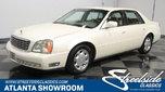 2002 Cadillac DeVille  for sale $10,995