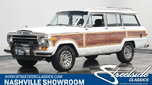 1989 Jeep Grand Wagoneer  for sale $39,995