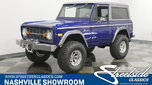 1972 Ford Bronco  for sale $49,995