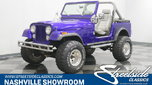 1983 Jeep CJ7 for Sale $26,995