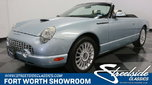 2004 Ford Thunderbird  for sale $15,995
