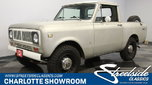 1975 International Scout II  for sale $26,995
