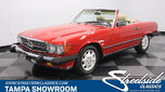 1988 Mercedes-Benz 560SL  for sale $14,995
