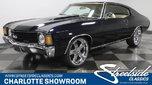1972 Chevrolet Chevelle  for sale $46,995
