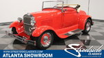 1929 Ford Roadster  for sale $31,995
