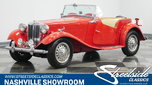 1953 MG TD  for sale $23,995