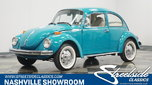 1973 Volkswagen Super Beetle  for sale $16,995