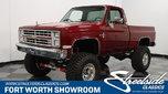 1985 Chevrolet K10  for sale $51,995