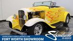 1932 Ford Roadster  for sale $46,995