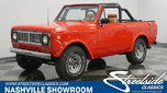 1975 International Scout II  for sale $33,995