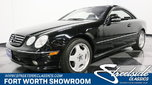 2002 Mercedes-Benz CL500  for sale $16,995