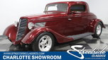 1934 Ford 3 Window  for sale $53,995