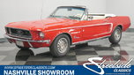 1968 Ford Mustang  for sale $36,995