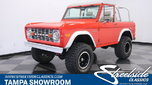 1970 Ford Bronco  for sale $59,995
