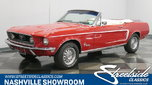 1968 Ford Mustang  for sale $37,995