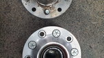 Ford Pinto aluminum hubs pro street drag racing light weight  for sale $100
