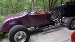 1927 T Glass roadster