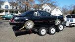 86 Thunderbird Bracket Proj  for sale $2,000