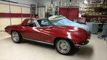 1967 corvette conv #'smatch beautiful  for sale $65,500