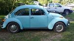 1973 Volkswagen                                         Beetle  for sale $6,000