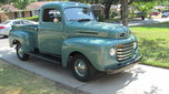 1948 Ford F1  for sale $25,000