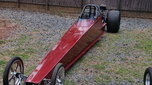 Innovative 4 link dragster
