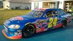 NASCAR tribute car  for sale $8,000