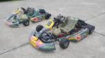 Tony Kart 125cc Rotax + CRG 125cc Rotax  for sale $2,700