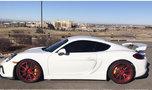 Porsche Cayman GT4 2016  for sale $84,000