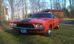 1972 Dodge Challenger  for sale $27,800