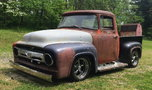 1956 Ford F-100  for sale $10,500