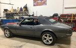 1968 firebird convertible frame off restoration