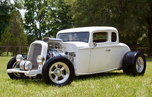 1932 Ford Model B 5-Window Coupe  for sale $39,950