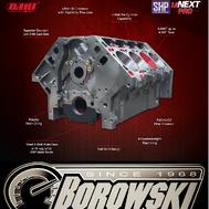 Dart LS Next SHP Pro 427ci Custom Short Block  for sale $9,978