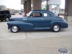 Great Price-Nice 1948 Chevy Stylemaster Coupe